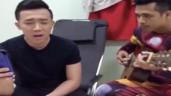 """Không """"chạy đi"""" nữa, Trấn Thành và Trương Thế Vinh ngồi lại với nhau, đàn hát ngọt ngào"""