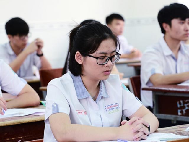 Hôm nay 24/6, hơn 887.000 thí sinh chính thức làm thủ tục thi THPT Quốc gia 2019