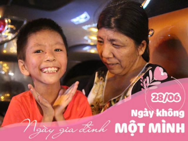 Ngày Gia đình Việt Nam của những đứa trẻ lang thang: Mẹ ơi! Gia đình là gì thế ạ!