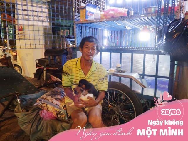 Ngày Gia đình Việt Nam của người già vô gia cư: Tôi thèm bữa cơm có đầy đủ vợ chồng...