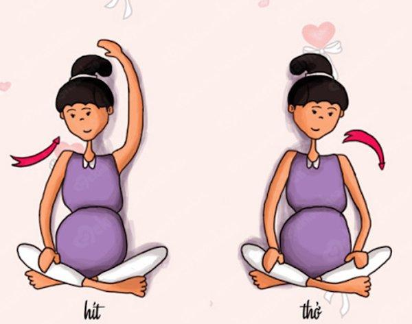 Khó thở khi mang thai tháng thứ 8 khi nằm có nguy hiểm không? - 4