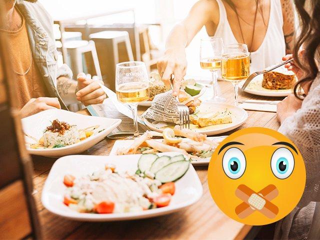 Sự thật ngã ngửa ở nhà hàng, khách chỉ có ăn mà không bao giờ có cơ hội biết