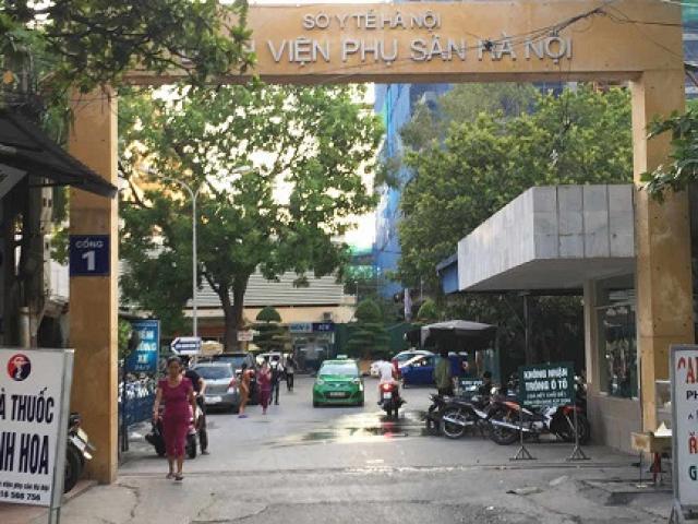 Cách ly 63 y bác sĩ BV Phụ sản Hà Nội liên quan đến bệnh nhân 243 ở Mê Linh