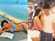 Hotgirl phòng gym Hana Giang Anh chia sẻ bí quyết khiến chồng không chán sau sinh