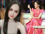 Vắng bóng trên TV, Hoa hậu Hương Giang lại làm fan loạn nhịp vì những đoạn clip hậu trường
