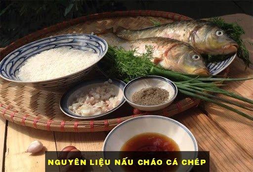 Cách nấu cháo cá chép cho bà bầu an thai thơm ngon bổ dưỡng - 1
