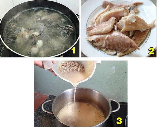 Cách nấu cháo cá chép cho bà bầu an thai thơm ngon bổ dưỡng - 4