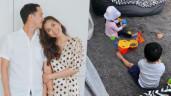 """2 con là cháu nội tỷ phú nhưng vẫn được mẹ Tăng Thanh Hà """"chế"""" đồ cũ làm đồ chơi"""
