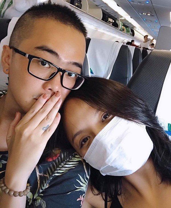 Vừa lộ bạn trai Thu Quỳnh đã phát biểu cực gắt về người thứ 3, khuyên chị em giữ kĩ