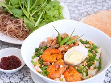 Cách nấu mì Quảng chuẩn vị ngon ngọt Miền Trung