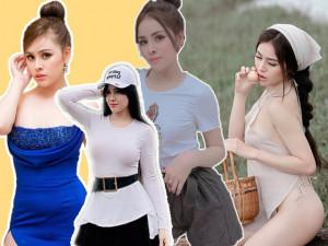 Thảm họa thời trang Thư Dung ngày nào giờ chẳng dám ăn mặc hở hang