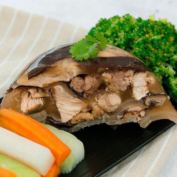 2 cách nấu thịt đông ngon chuẩn vị với chân giò mộc nhĩ - 12