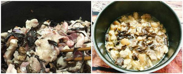 2 cách nấu thịt đông ngon chuẩn vị với chân giò mộc nhĩ - 6