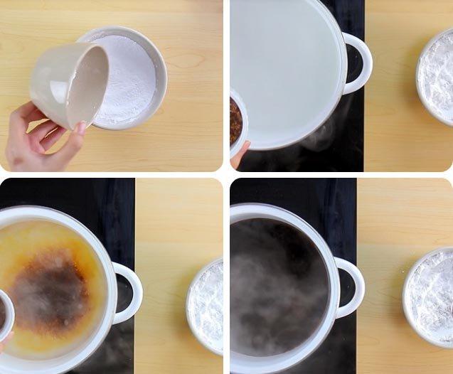 Cách làm sữa tươi trân châu đường đen ngon đơn giản tại nhà - 1