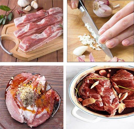 4 cách làm thịt xá xíu ngon đậm đà chuẩn vị như ngoài hàng - 3