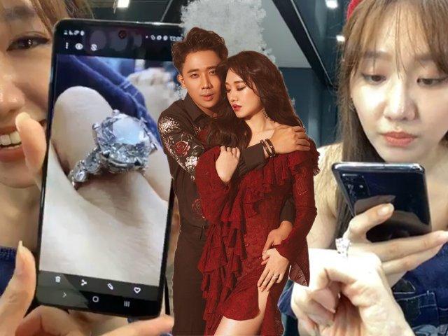 Nhà không có gì ngoài kim cương, Trấn Thành và Hari Won là cặp vợ chồng giàu có nhất Vbiz