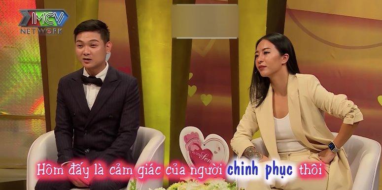 Nhu cầu chuyện chăn gối cao mà chồng không đủ nhiệt tình, Hana  Giang Anh tự làm mình vui
