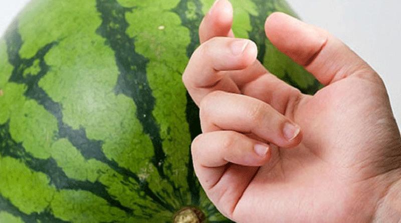 Cách chọn dưa hấu ngon, ngọt, vỏ mỏng, mọng nước cực đơn giản