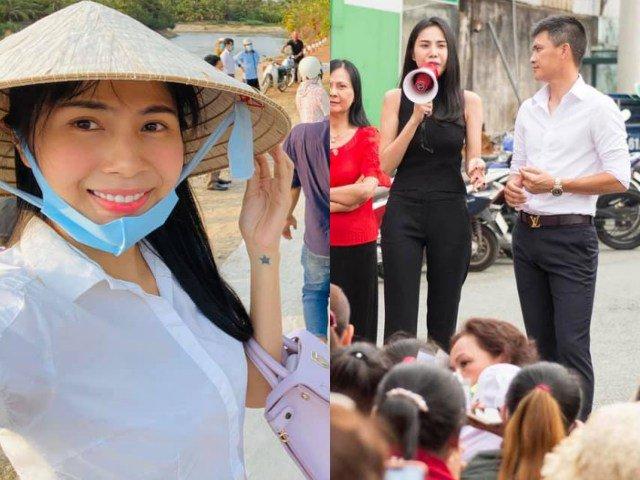 Từ thiện tới mức còn 300.000 đồng, Thủy Tiên bị nói nặng nhẹ vì không giúp người bệnh hiểm nghèo