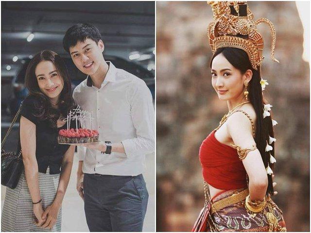Yêu nhau 14 năm, Nữ thần rắn đẹp nhất Thái Lan chia tay bạn trai