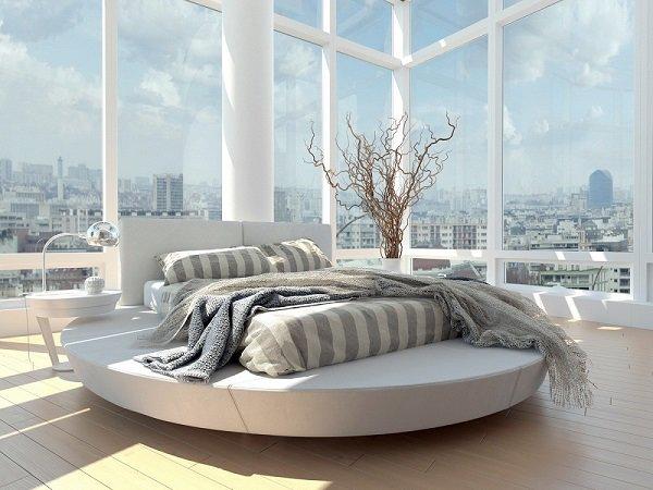 Những mẫu giường ngủ đẹp xuất sắc, dẫn đầu xu hướng thiết kế 2020 - 23