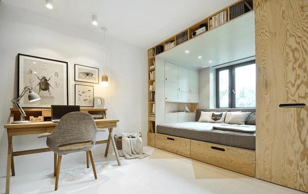 Những mẫu giường ngủ đẹp xuất sắc, dẫn đầu xu hướng thiết kế 2020 - 26