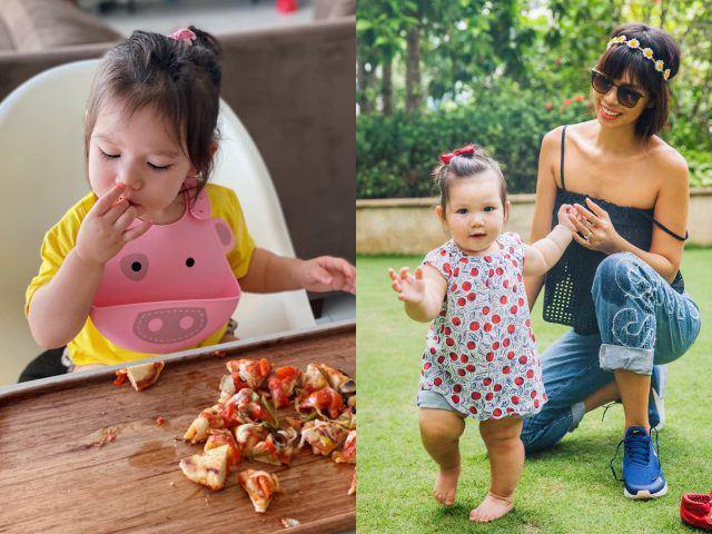 Siêu mẫu Hà Anh chỉ bí quyết trị thói ăn vạ của con gái Myla mà không cần quát mắng