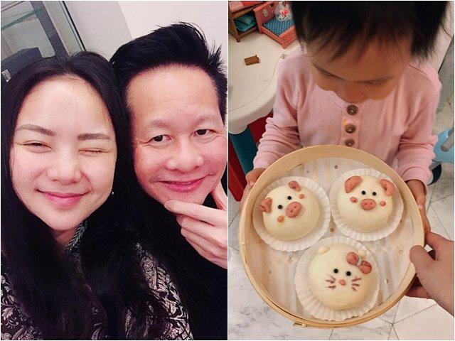 Phan Như Thảo làm bánh bao hình thú và cái kết không toang như hội chị em ghét bếp