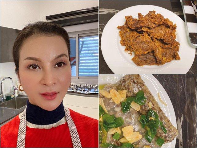 9 năm trước tuyên bố không mê nấu ăn, giờ mỹ nhân không tuổi Thanh Mai thay đổi hoàn toàn