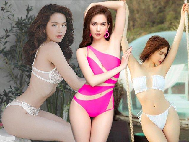 Ngọc Trinh chỉ ra 3 cách chọn bikini độc đáo không phải ai cũng làm được