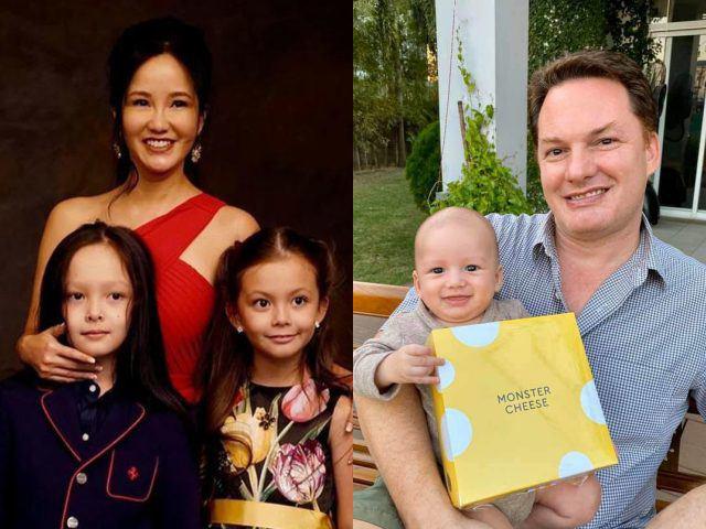 2 năm sau ly hôn: Hồng Nhung khoe bạn trai ngoại quốc mới, chồng Tây cũ đã có con trai