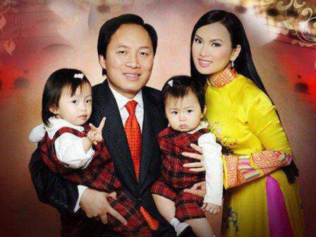 Chân dung đại gia Việt bỏ Hoa hậu để lấy em gái Cẩm Ly, từng khiến Donald Trump nóng mặt