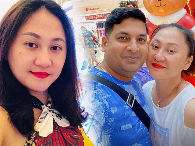 Diễn viên Ngọc Xuân mang bầu ở tuổi U40, chồng Ấn Độ nín lặng khi nghe tin