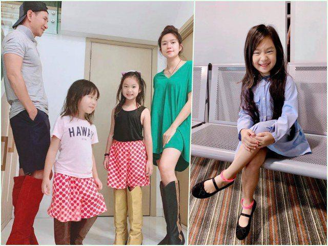 Chung một khung hình, con gái 7 tuổi nhà Lý Hải Minh Hà được khen xinh cuốn hút hơn mẹ