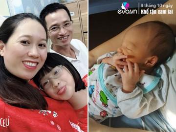 9 năm mong mỏi có thêm con, đến lúc bầu 8 tuần cô giáo Thanh Hóa lại nhận tin dữ
