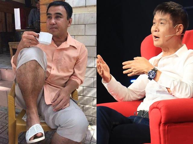 Lê Hoàng kể xấu Quyền Linh từng ngồi lì cả buổi vì không có nổi 12 nghìn trả cà phê