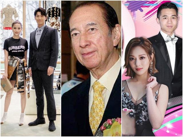 Con cái mải mê ăn chơi, hẹn hò hoa hậu trong lúc bố vua sòng bài Macau qua đời