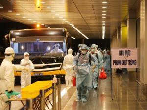 Thêm 1 ca nhiễm COVID-19 tại Việt Nam, nâng tổng số ca lên 327