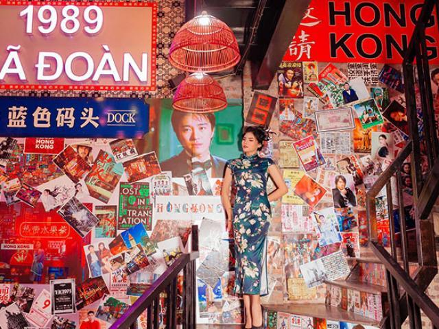 Thêm một Hong Kong thu nhỏ ở ngay Hà Nội khiến giới trẻ lũ lượt tới check-in