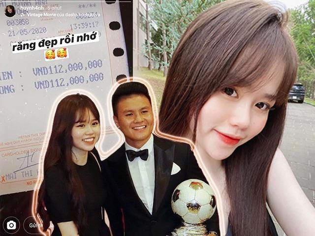 Để có diện mạo như hiện tại, bạn gái Quang Hải chi mạnh đầu tư điểm này trên gương mặt