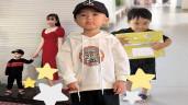 """Em bé Đồng Tháp 3 tuổi đòi mẹ mua micro làm quà, biết lý do nhiều người khen """"xuất sắc"""""""