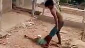 """Bố ruột bạo hành con gái dã man khiến dân mạng """"sôi máu"""": Lời khai ban đầu"""
