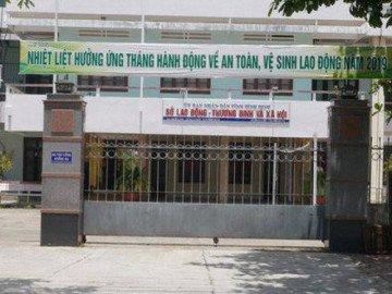 Buộc thôi việc vợ nguyên Phó GĐ Sở LĐ-TB-XH Bình Định vừa bị bắt theo lệnh truy nã đặc biệt