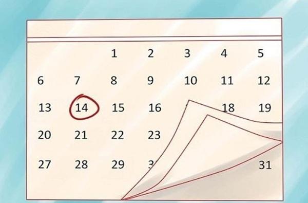 cach tinh chu ky kinh nguyet cho vong kinh 28, 30, 32, 35 ngay va kinh khong deu - 3