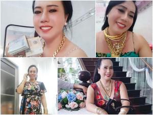 Cô Minh Hiếu 10 đời chồng: Lái xe đi mua vàng giải khuây, tiết lộ điều khiến fan thích thú