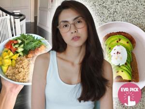 Soi thực đơn ăn sáng của Hà Tăng, gọi tên 6 thực phẩm vàng giúp nàng có body chuẩn