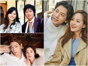 3 cặp vợ chồng đáng ghen tị nhất Hàn Quốc: Thị phi, tai tiếng bỏ ngoài cánh cửa