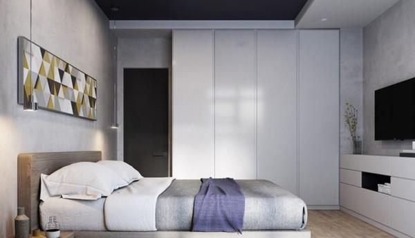 Thiết kế nội thất chung cư 70m2 đẹp thời thượng, không hiểu về kiến trúc vẫn làm được - 8