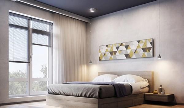 Thiết kế nội thất chung cư 70m2 đẹp thời thượng, không hiểu về kiến trúc vẫn làm được - 9