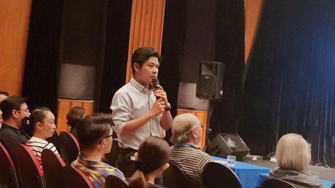 Nhạc sĩ Nguyễn Văn Chung: amp;#34;Ca khúc về TP.HCM không phổ biến với giới trẻ vì vấn đề lợi nhuậnamp;#34; - 3